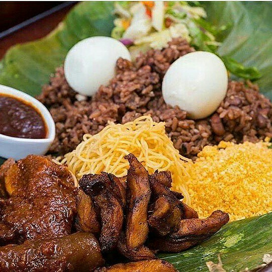 What is Waakye?