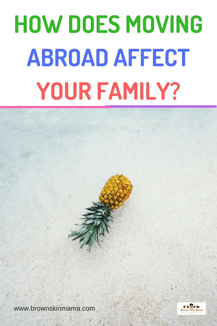 Moving abroad when you have children causes a whole life adjustment. It can be an incredibly beneficial experience for both you and your children. | Tips For Moving Abroad | Moving Children To Another Country #relocatingabroad #movingabroad #movingtoanothercountry #movingfamilyabroad