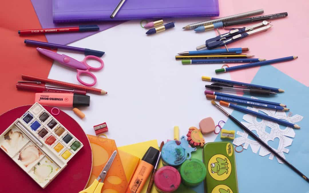 Basic Homeschool Supplies To Start Your Journey