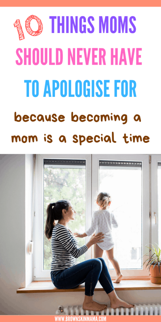 Mommy shaming is something that happens all the time. We are constantly being told what we should and should not be doing. Here are reasons not to have mom guilt