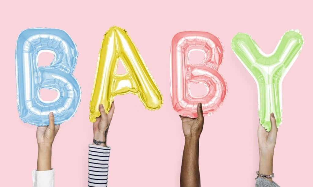 What happens at a baby shower?
