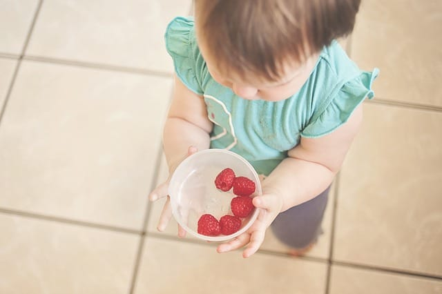How to start baby led weaning with first foods