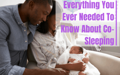 Safe Co-Sleeping Positions For You and Your Baby