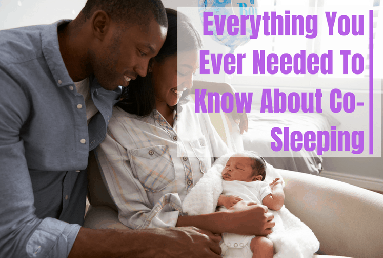 Everything You Ever Needed To Know About Co-Sleeping