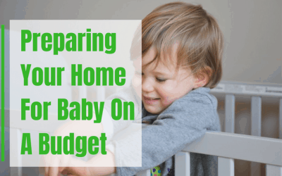 Preparing For Baby On A Small Budget