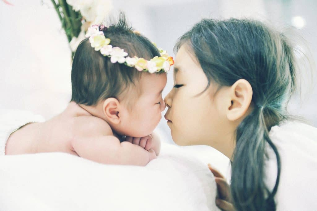 How to manage with a newborn and toddler