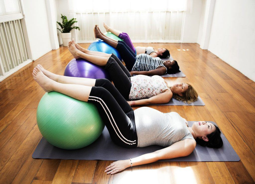 Pelvic floor exercises to help bring on natural labor