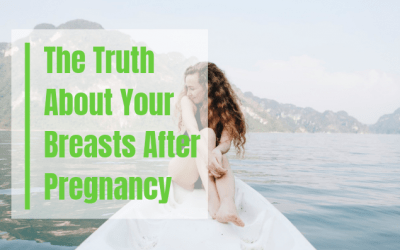 How To Deal With Saggy Breasts After Pregnancy