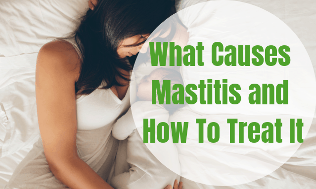 Causes of mastitis and how to treat it