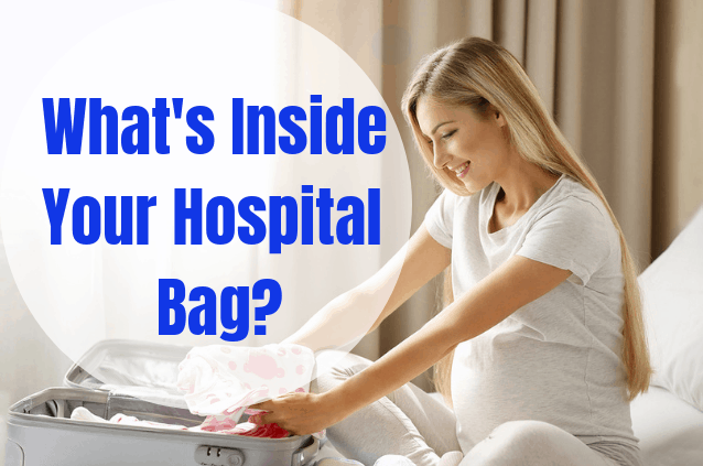 Hospital Bag Checklist: Here's What You Need To Pack