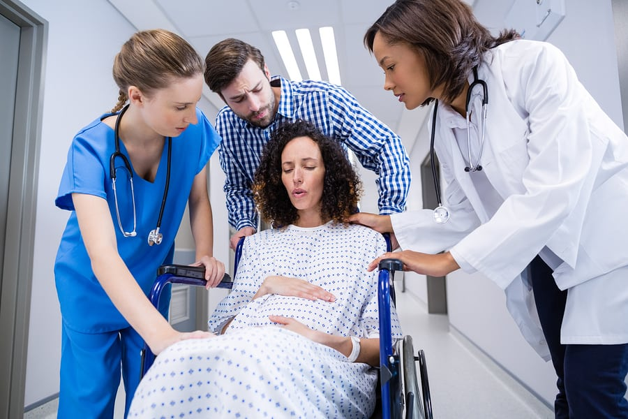 The 3 stages of labor and delivery