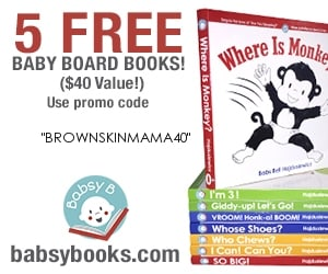 BABSY BOOKS free stuff for mom
