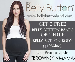 Belly button band - Free stuff for mom