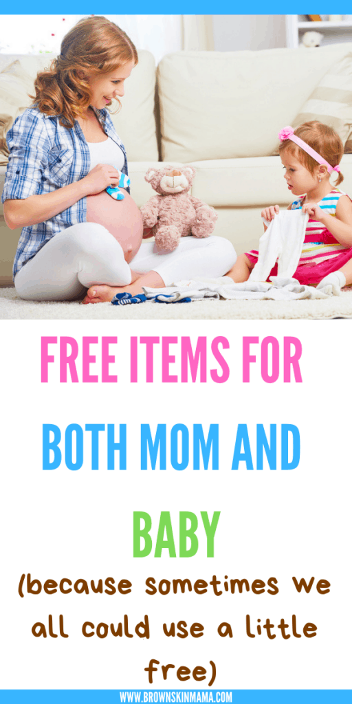 Free essential items for your new baby and for new moms from bibs to shoes to breastfeeding covers. You can't get better than freebies!