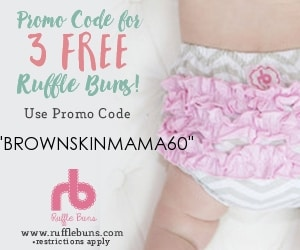 FREE stuff for mom - Ruffle knickers
