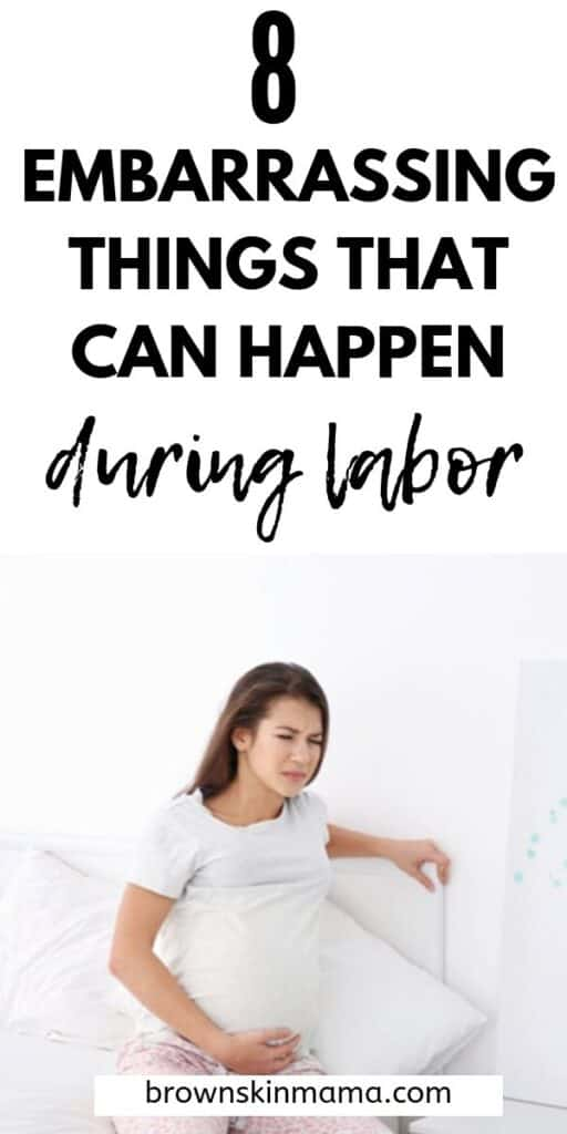 Ever wondered what to expect during labor and delivery? Here are 8 things that could happen that you might not be expecting in the delivery room. Great tips so you know whats coming your way!