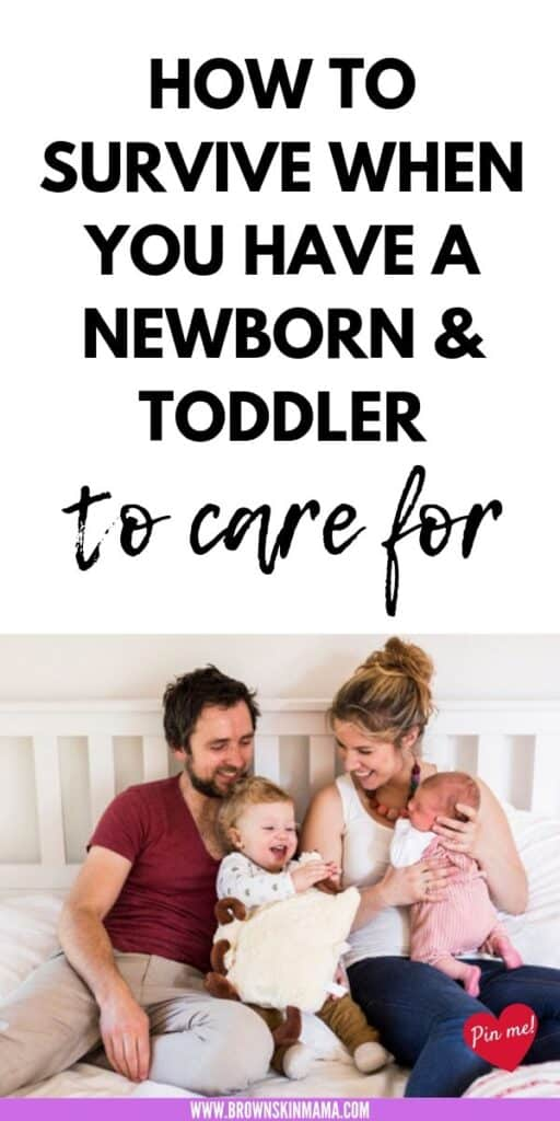 Life as a new mom can be difficult when you have a newborn and a toddler to look after. It gets even harder when you are still in the postpartum blurr. Just know that it gets easier. Pick up some great tips here on how to manage this period of adjustment.
