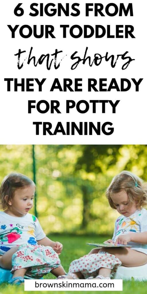 Potty train your child in as little as 3 days using these 6 tips. They work for both boys and girls so you finally be able to get your toddler out of those diapers for good!