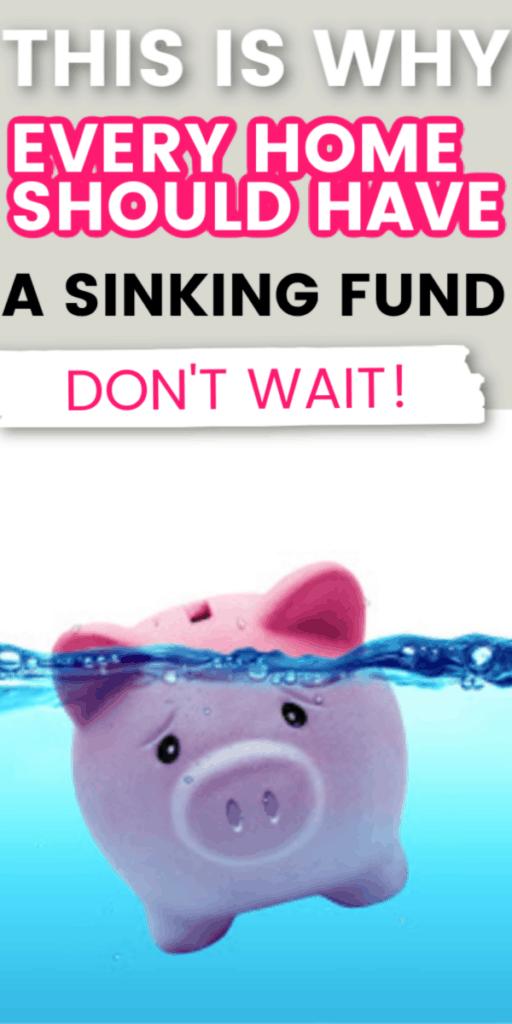 Sinking fund